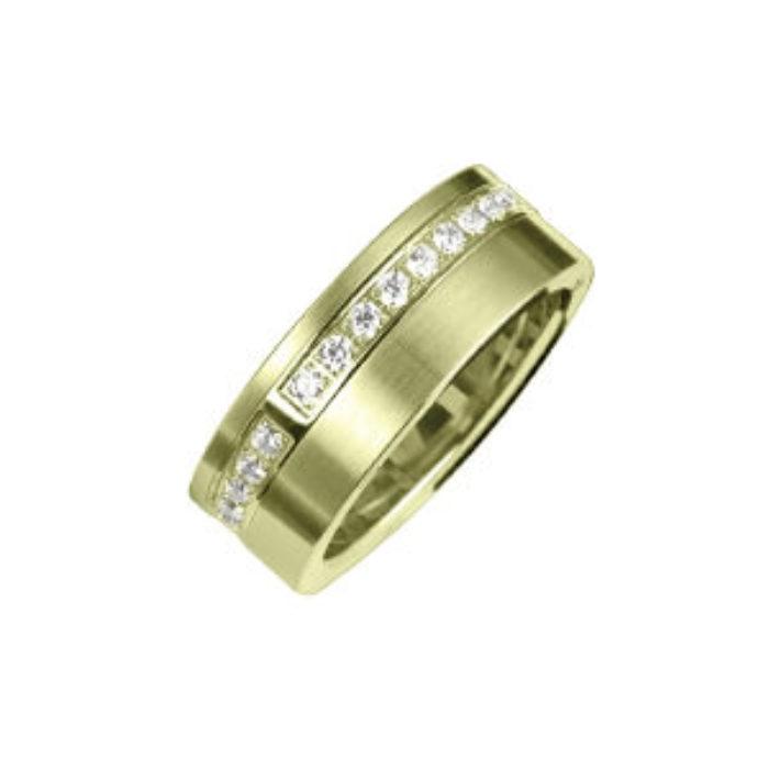 Зеленое золото — сплав золота и серебра